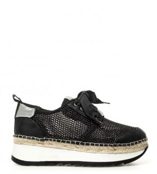 Chika10 - De nouvelles chaussures Ines coin interne 04-hauteur noir: 5cm xvu3Jx