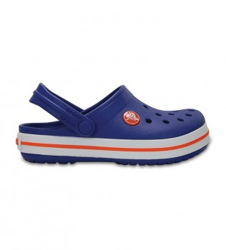 Comprare Crocs Zoccoli Crocband Clog K blu
