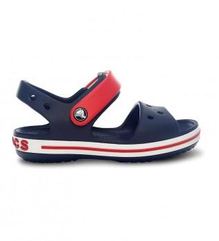 Comprare Crocs Sandali Crocband Kids blu navy