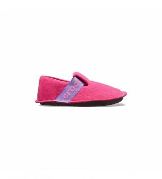 Comprare Crocs Classic Slipper K Sneakers rosa caramella