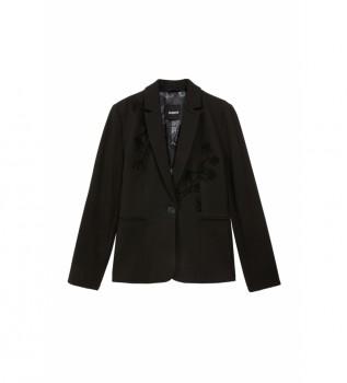 Buy Desigual Blazer Slim Paris black