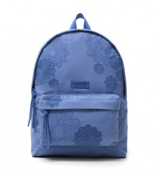 Buy Desigual Backpack Ellen Basic blue -27x13x35cm