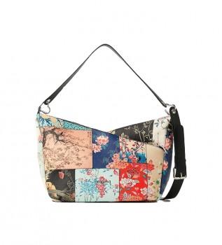 Buy Desigual Magnus Harry 2.0 Maxi bag multicoloured -27x11.5x27.5cm