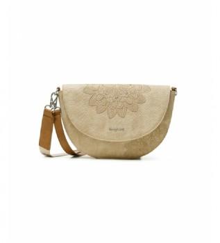Buy Desigual Summer Achilles Bremen Summer Shoulder Bag beige -27,5x4,7x16cm