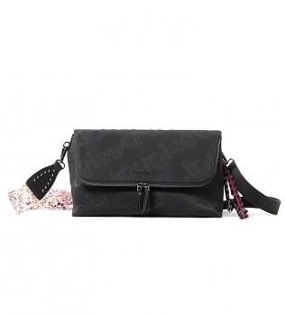 Acheter Desigual Galia Venecia Maxi sac à bandoulière noir -30,50x15,20x16cm