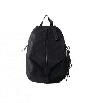 Buy Desigual Backpack Galia Viana Mini black -14,7x30cm