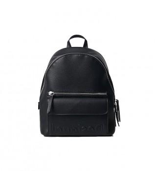 Buy Desigual Mombasa backpack black -22.7x11x2cm