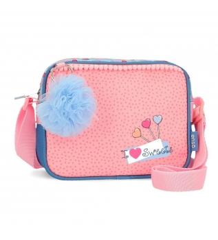 Comprar Enso Eu adoro doces saco de ombro -18x15x5x5cm