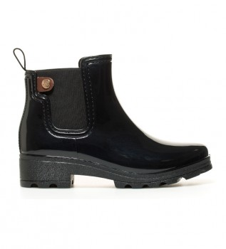 Buy Gioseppo Chelsea water-black boots-Height cane: 11cm-