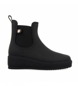 Comprar Gioseppo Botas de tornozelo slouch preto -Cunha de altura: 5cm