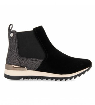 Buy Gioseppo Leather ankle boots Linz black