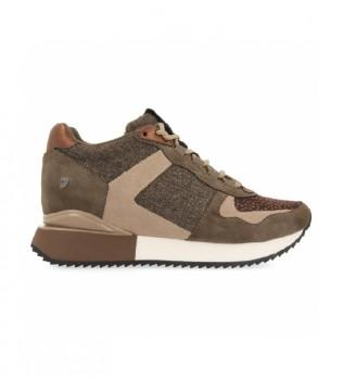 Buy Gioseppo Rendalen camel slippers