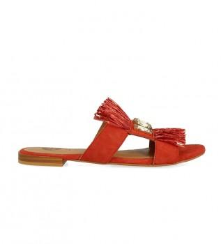 reunirse f39ac c3bfd Sandalias Planas Gioseppo de Mujer | Comprar Calzado ...