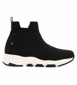 Buy Gioseppo Loitz Sock Style Sneakers black