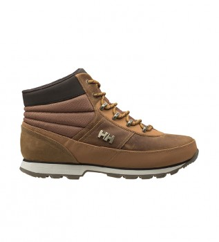 Buy Helly Hansen Woodlands brown leather boots