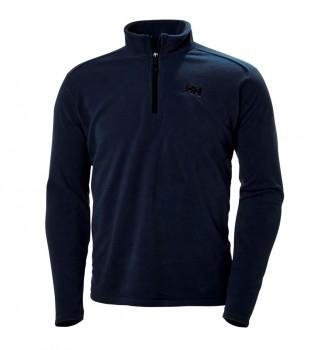 Buy Helly Hansen Jacket Daybreaker 1/2 Zip Fleece blue