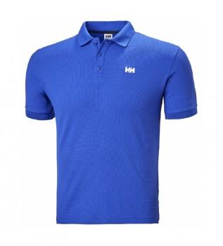 Comprar Helly Hansen Camisa pólo azul de linha de deriva