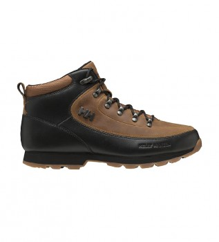 Buy Helly Hansen The Forester leather boots black, brown