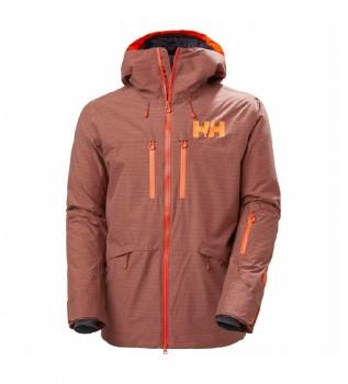 Comprare Helly Hansen Giacca Garibaldi 2.0 Arancione / Helly Tech / LifePocket / Primaloft /