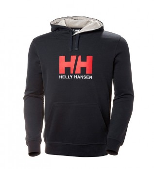 Acheter Helly Hansen Sweat HH Logo bleu marine
