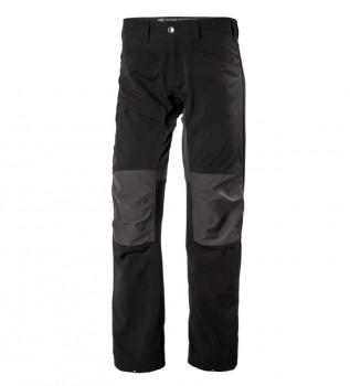 Acheter Helly Hansen Pantalon de randonnée Modi Hybrid noir