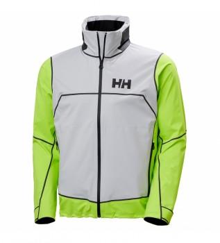 Acheter Helly Hansen Veste HP Foil Pro blanche, verte /Helly Tech/