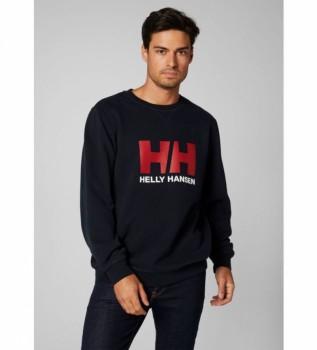 Comprare Helly Hansen Felpa HH Logo Crew Marine