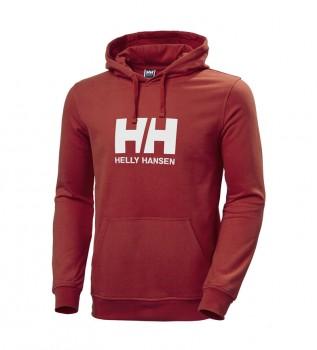 Acheter Helly Hansen Sweatshirt HH Logo rouge