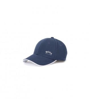 Comprare Hugo Boss Cappellino 50451245 blu navy