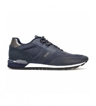 Acheter Hugo Boss Sneakers Parkour marine