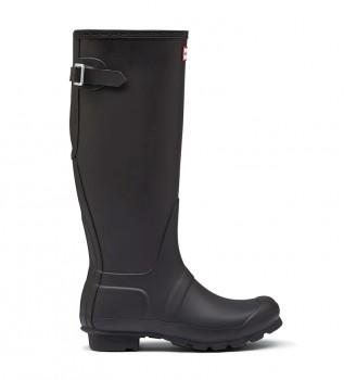 Buy Hunter Original Adjustable Back Boots black -Height: 38cm
