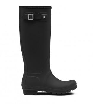 Buy Hunter Original Tall black boots -Height: 38cm