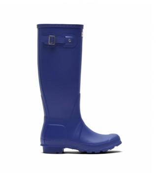 Buy Hunter Tall wellies blue