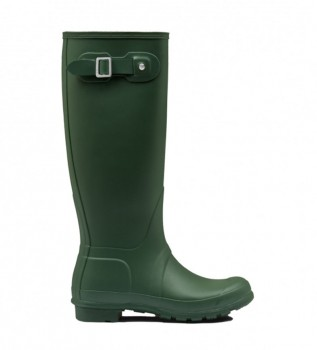 Buy Hunter Tall green wellies