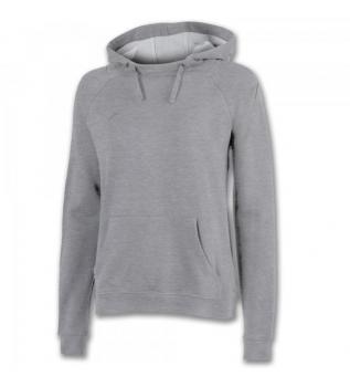 Buy Joma  Athens II grey hooded sweatshirt