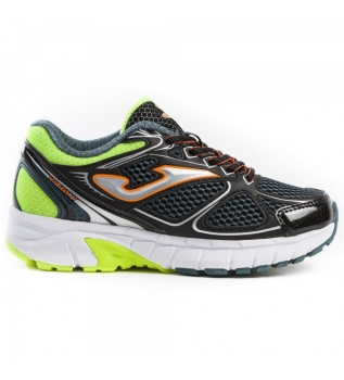 competitive price a57d7 7ee97 Zapatillas running Vitaly JR marino, fluor