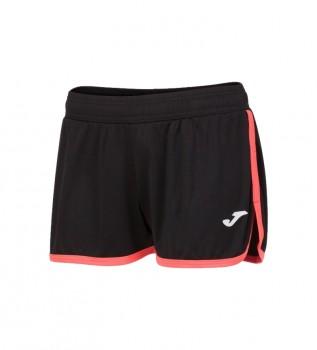 Comprar Joma  Shorts Levante preto, coral