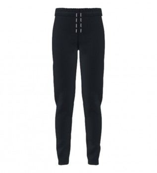 Buy Joma  Stripe trousers black, white