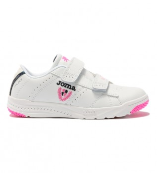 Comprar Joma  Treinadores Jogar JR 2152 branco, rosa
