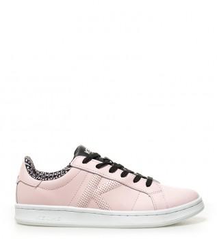 Venta barata Mejor venta Kelme - Zapatillas de piel K-Legend Shine Tennis rosa Venta Manchester Barato a la venta isbzWR