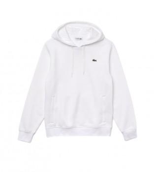 Comprar Lacoste Sudadera SH1527 blanco
