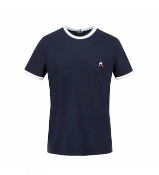 Acheter Le Coq Sportif T-shirt SS N°4 bleu marine
