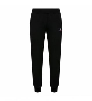 Acheter Le Coq Sportif Pantalon fuselé Ess N°1 noir