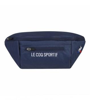 Acheter Le Coq Sportif ESS Marine Bum Bag -32x14,5x7cm