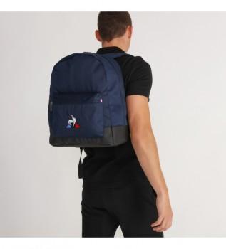 Acheter Le Coq Sportif Sac à dos Essentiels School Bag navy