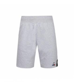 Acheter Le Coq Sportif Short Essentiels Regular N°2 gris