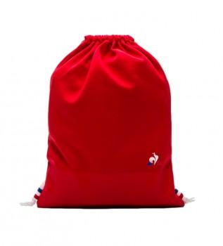 Acheter Le Coq Sportif Sac Essentiels rouge -15x24x45cm