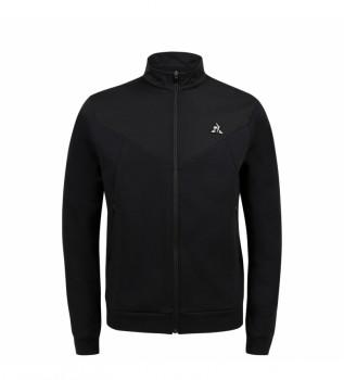 Acheter Le Coq Sportif Sweat-shirt zippé LCS Tech N°1 noir