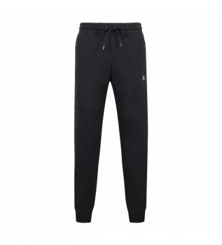 Acheter Le Coq Sportif Pantalon fuselé TECH N°1 noir