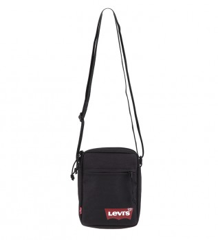 Acheter Levi's Mini sac à bandoulière solide Red Batwing noir -15.5x5.5x21cm